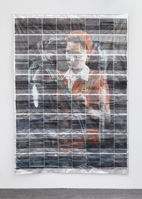 Servane Mary, 'Untited (Woman With a Red Dress)', 2014, APALAZZOGALLERY