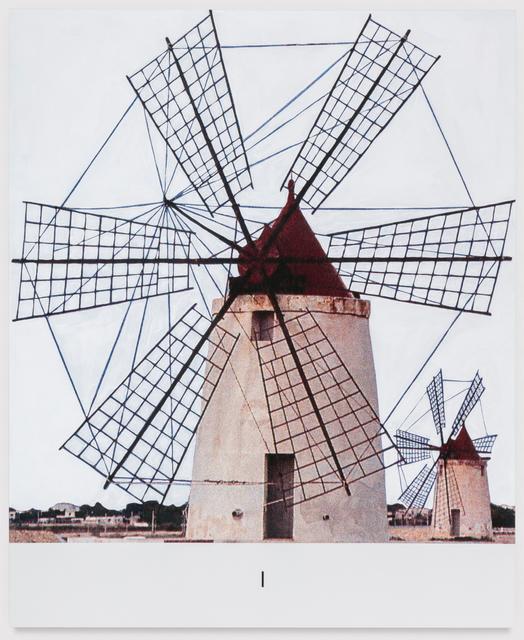, 'I,' 2017, Mai 36 Galerie