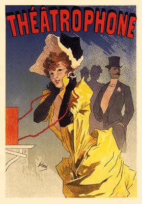 , 'Theatrophone,' , Galerie d'Orsay