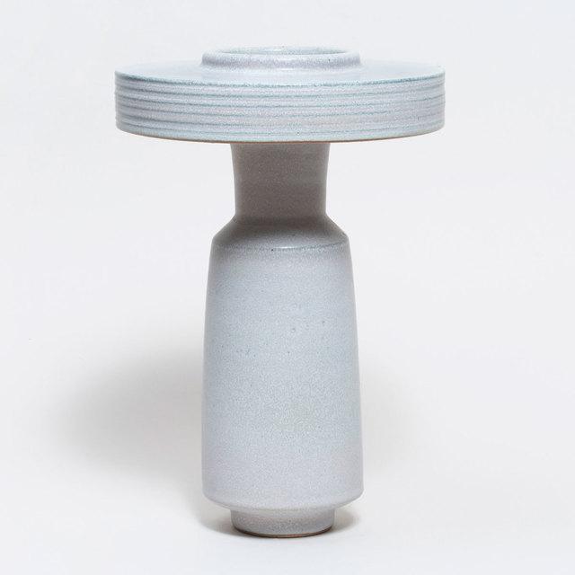 , 'Shade Vessel (Grey),' 2016, Patrick Parrish Gallery