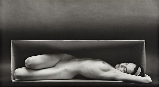 , ''In the Box', Horizontal,' 1962, Huxley-Parlour
