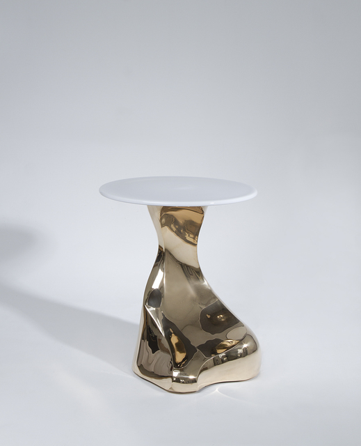 , 'Stromboli Pedestal Table ,' 2012, 18 Davies Street Gallery
