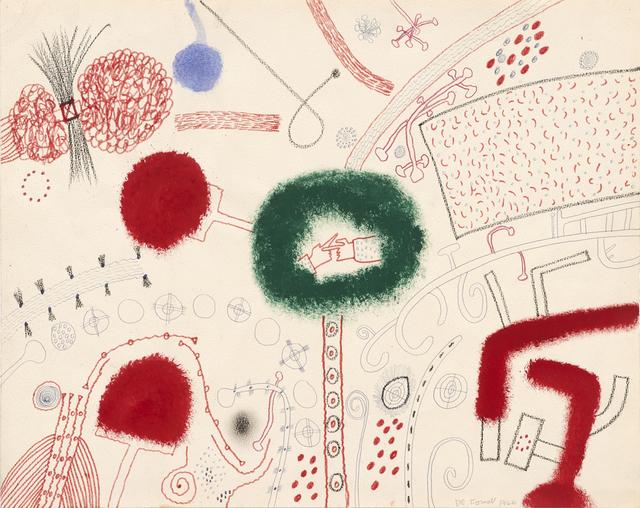 Roy De Forest, 'Untitled', 1966, Brian Gross Fine Art