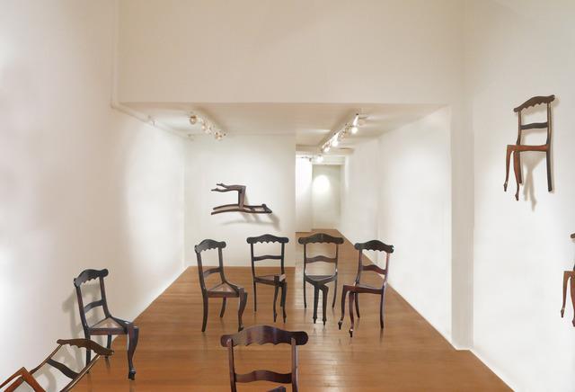 , 'Diálogos Móveis,' 2014, Marcia Barrozo do Amaral