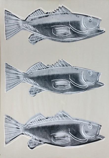Andy Warhol, 'FISH FS IIIA.39', 1983, Gallery Art
