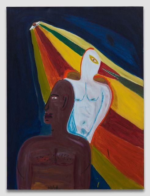 , 'Spirit Animal,' 2017, Almine Rech Gallery