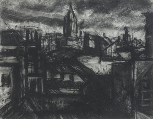 , 'Toledo,' 1958, Piano Nobile