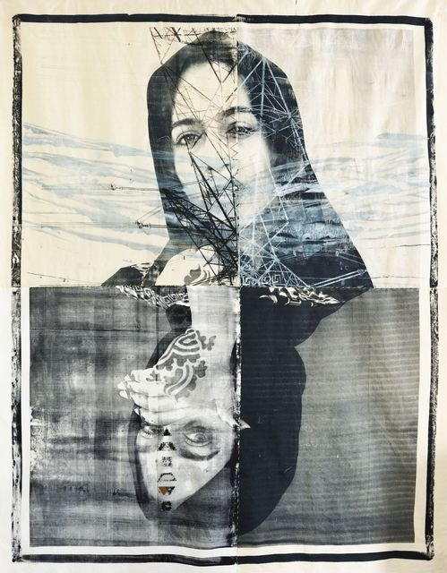 , 'Omnya,' 2018, Mariane Ibrahim Gallery