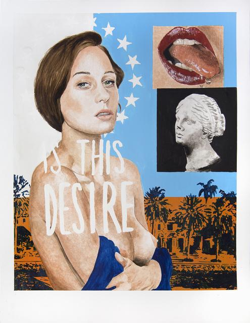 , 'Is this desire?,' 2017, Victor Lope Arte Contemporaneo