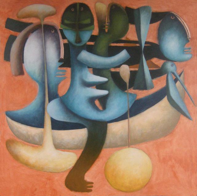 , 'The Journey of the Bean,' , Rimonim Art Gallery