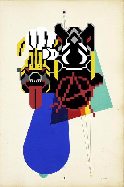 , 'Dadarchy,' 2016, Galerie Charlot