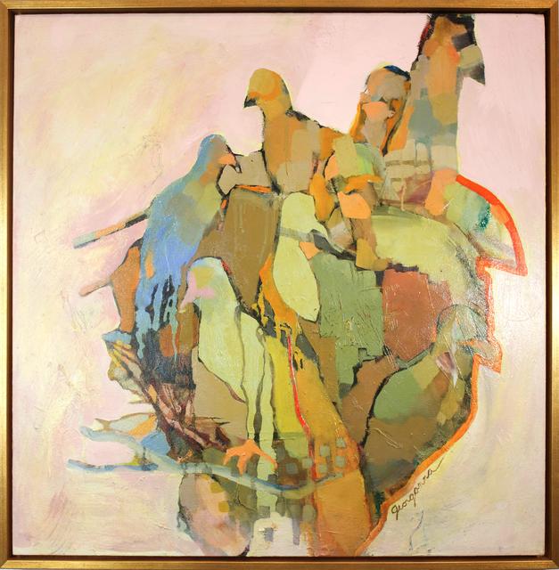 , 'City Birds,' 2017, Red Arrow Gallery
