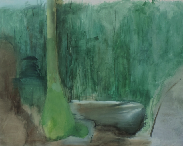 , 'The Forest from The Menhir of Mountain Caprione,' 2018, NK Gallery