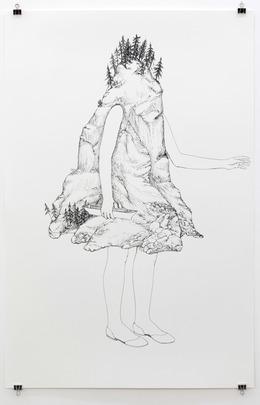 , 'Un écart s'apprécie aux moyens de le minimiser,' 2011, Riccardo Crespi