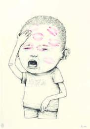 L'enfant qui pleurs
