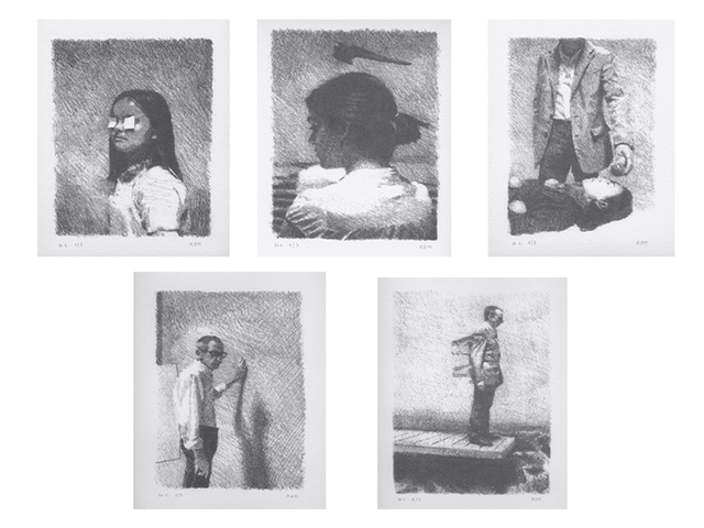 Rafel Bestard, 'To touch a sore spot', 2015, Galeria Contrast
