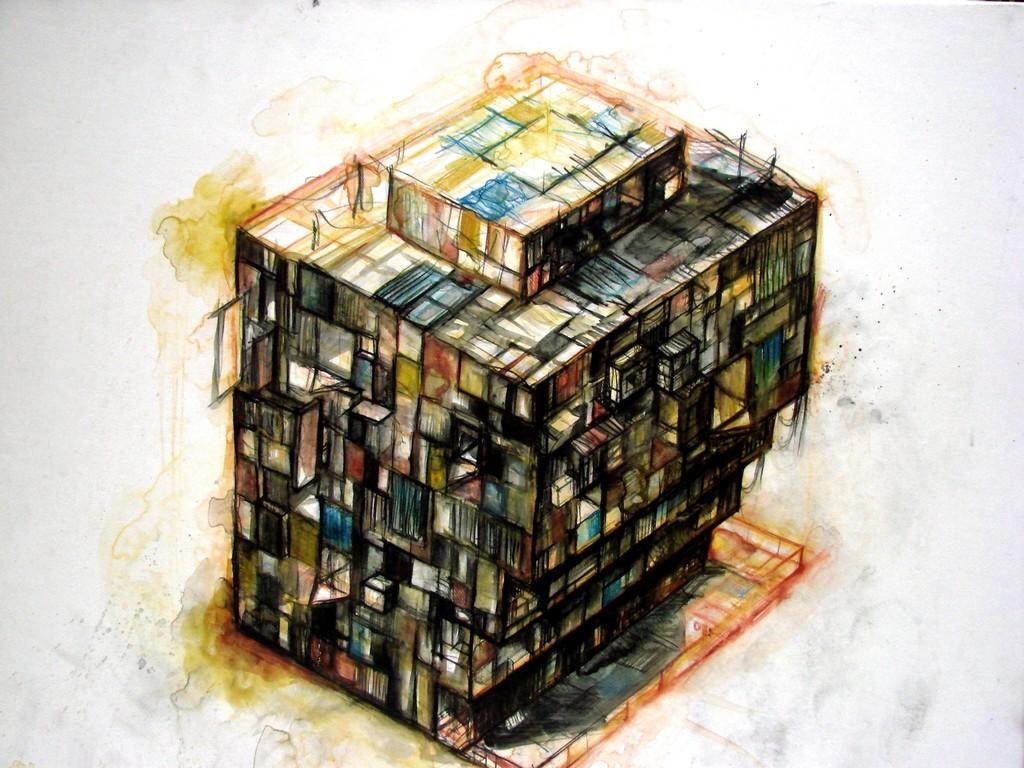 Simon Vega, 'Whitney Slum Market,' 2011, Fugalternativa Contemporary Art Space