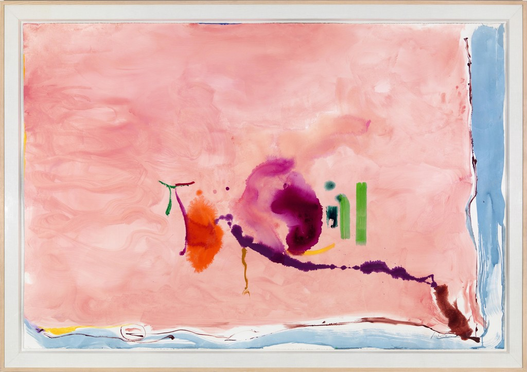 Helen Frankenthaler - 185 Artworks, Bio & Shows on Artsy