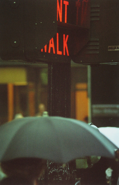 Saul Leiter, 'Don't Walk', 1952, Howard Greenberg Gallery