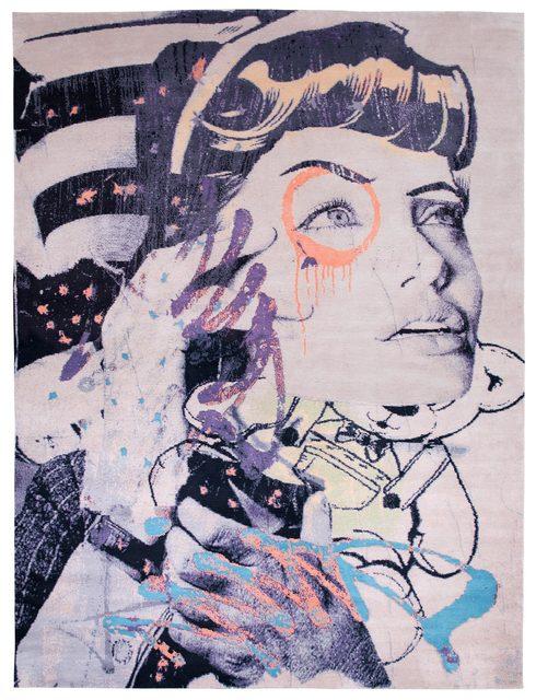 , 'Dain Angelina ,' 2014, Joseph Carini Carpets