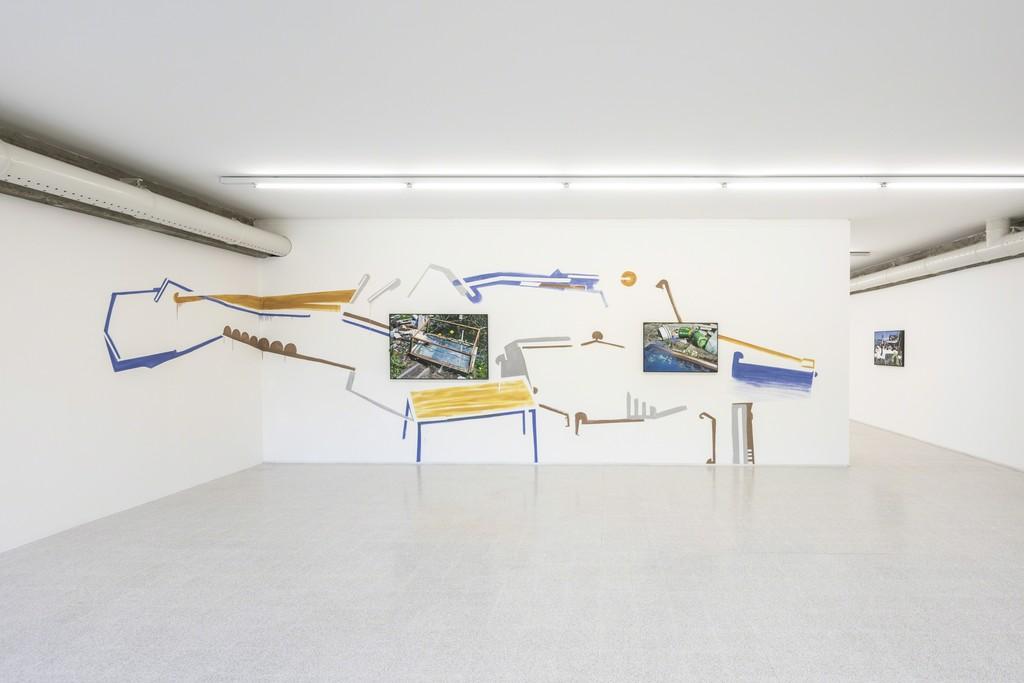 Exhibition view, Collezione Maramotti, Ph. Roberto Marossi
