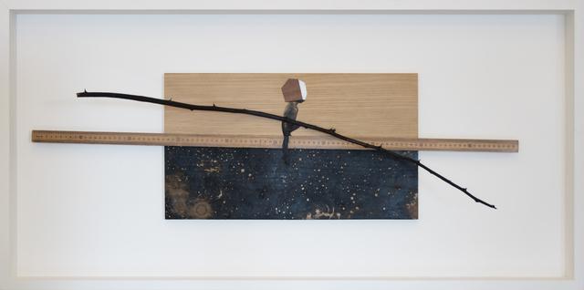 , 'Division entre Ciel et Terre,' 2017, Art Bärtschi & Cie | Geneva, Switzerland