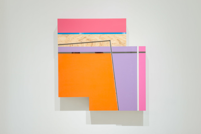 , 'Let All Potential Be Internally Resolved Using Beautiful Form No.13  ,' 2015, MadeIn Gallery