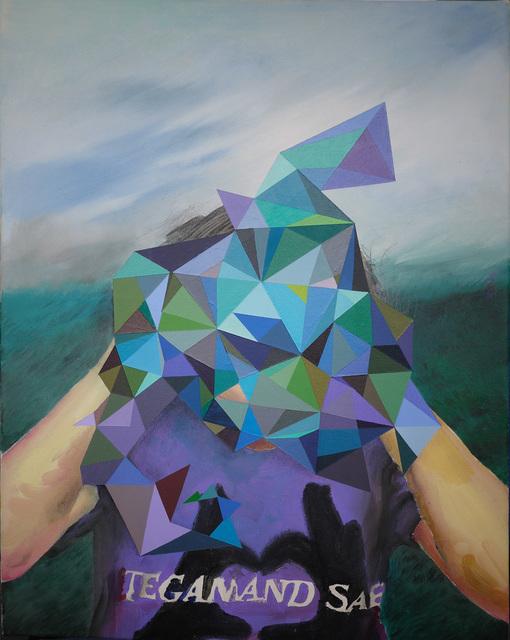 , 'Mian-Tian Mountain,' 2016, Powen Gallery