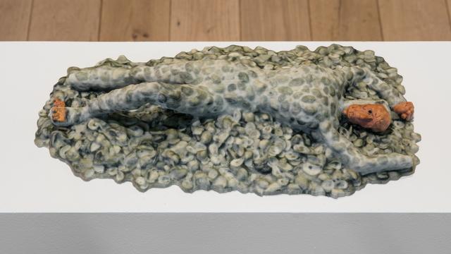 , 'Death of Abel oikos,' 2018, MARTOS GALLERY