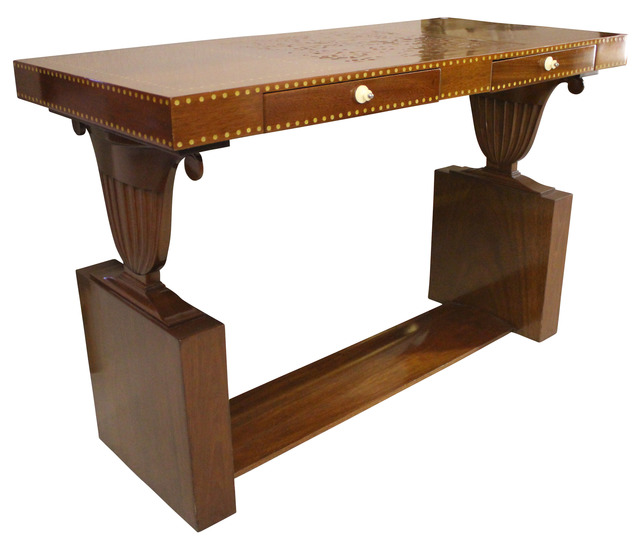 , 'Writing table,' ca. 1925, DeLorenzo Gallery