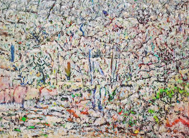 , 'Desert Fracture,' 2017, Etherton Gallery
