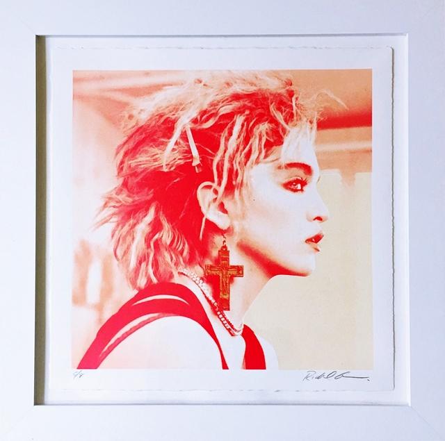Richard Corman, 'Madonna (Red)', 2019, Alpha 137 Gallery