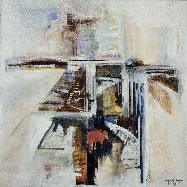 , 'New Path,' 2017, Owen Contemporary
