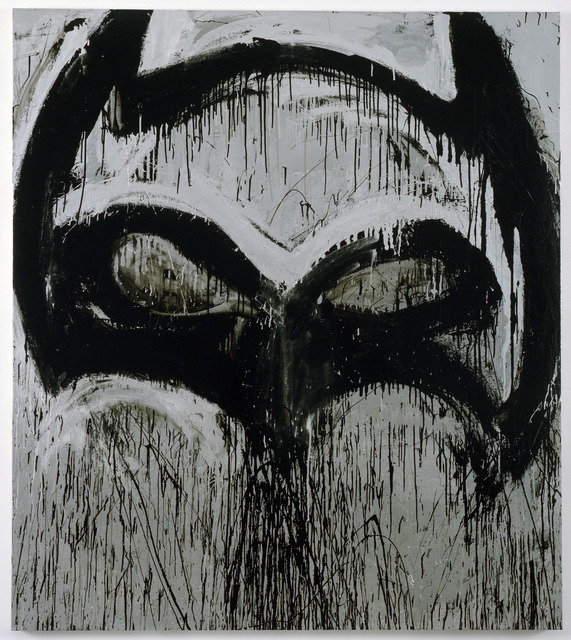 , 'Silver Batman II,' 2012, Santa Monica Museum of Art