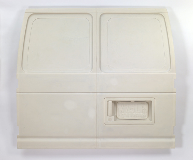 Richard Prince, 'Untitled (Van Door 3)', 2007, Sculpture, Cast resin and fiberglass, Two Palms