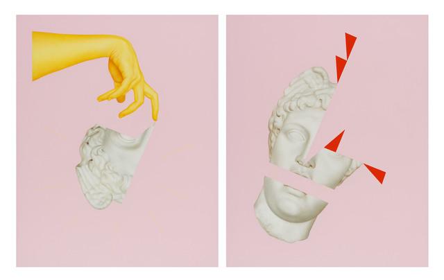 , 'Enjambement ,' 2019, Kristin Hjellegjerde Gallery