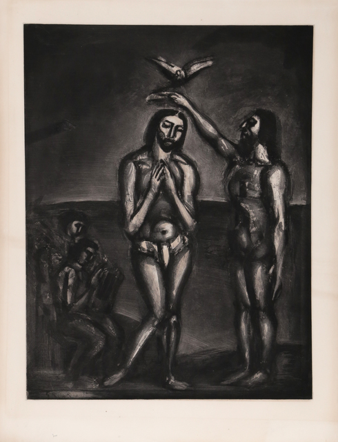 Georges Rouault, 'Know ye not... from the Misere Portfolio', 1927, RoGallery