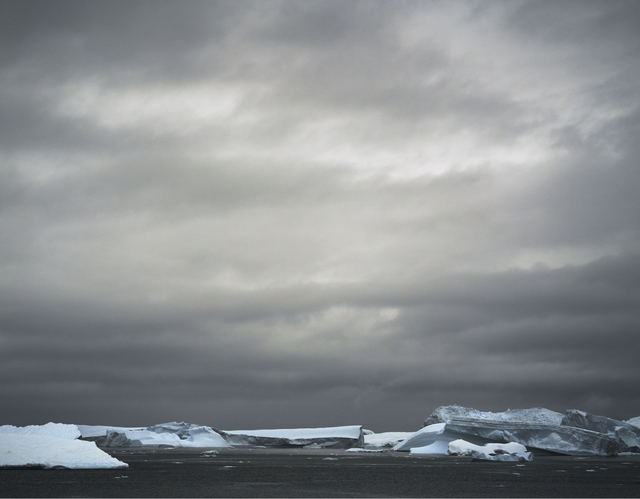 , 'Lemaire Channel-1, Antarktis,' 2017, Galerie Nikolaus Ruzicska