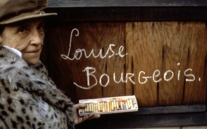 Private Tour of Louise Bourgeois' Home + Studio