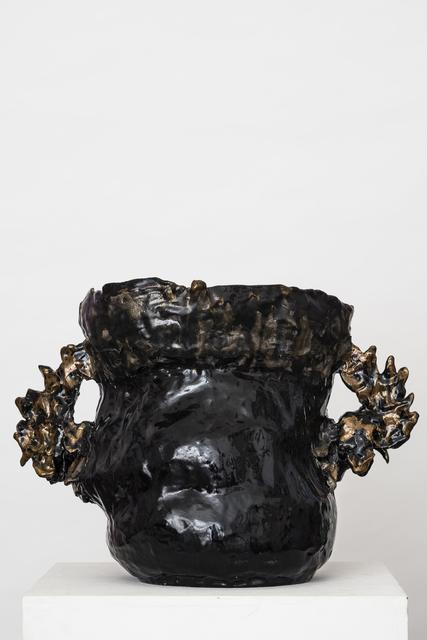 , 'Double Fight vase (Double Cock vase),' 2018, Operativa arte contemporanea