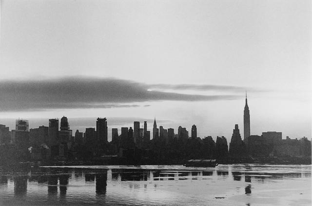 , 'Sunrise, New York,' 1971, Gallery 270