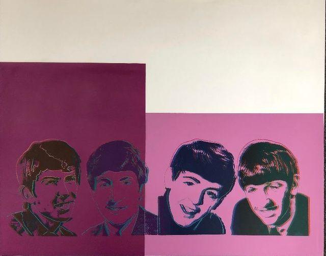 Andy Warhol, 'Beatles', 1980, OSME Fine Art