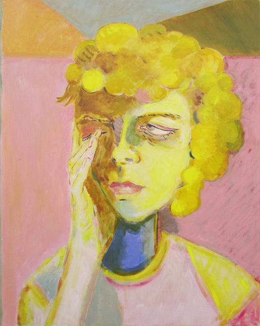 , 'Sleepy Head,' 2016, LLE