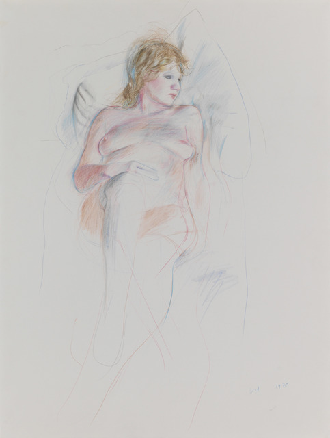 , 'Celia, Nude,' 1975, Richard Gray Gallery
