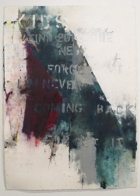 , 'End (Apocalypse Continued),' ca. 2014, Adah Rose Gallery