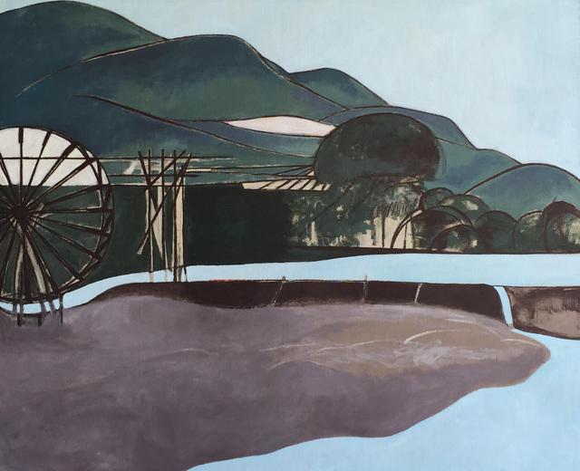 , 'Dried Stream,' 2015, Art Vietnam Gallery