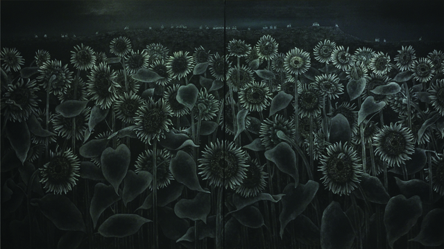 , '破晓 Dawn (Sunflower),' 2014, Art WeMe Contemporary Gallery