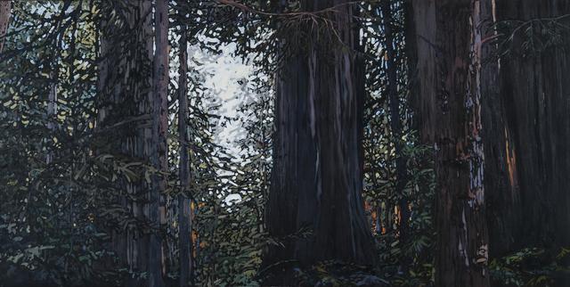 , 'Shining Through,' 2015, Abend Gallery