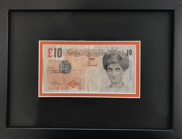 Banksy, 'Banksy of England', 2005, 5ART GALLERY