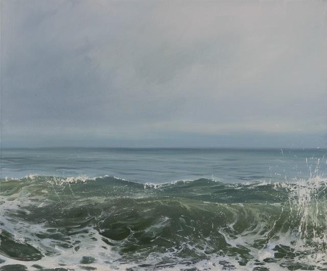 , 'Morning Wave IV,' 2010-2017, Eisenhauer Gallery